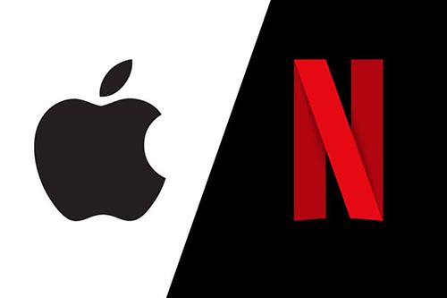 هل تستحوذ آبل على شركة Netflix الشهيرة ؟