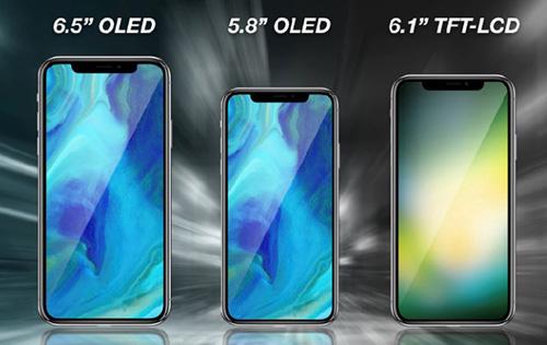 ثلاثة إصدارات جديدة من الآيفون - سبتمبر 2018