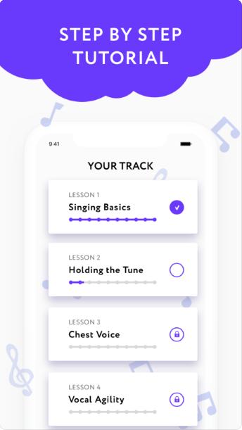 تطبيق Sing bot