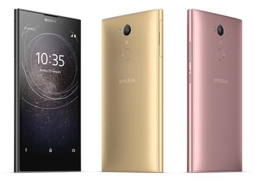 الإعلان رسمياً عن هاتف Sony Xperia L2 بمواصفات متواضعة!
