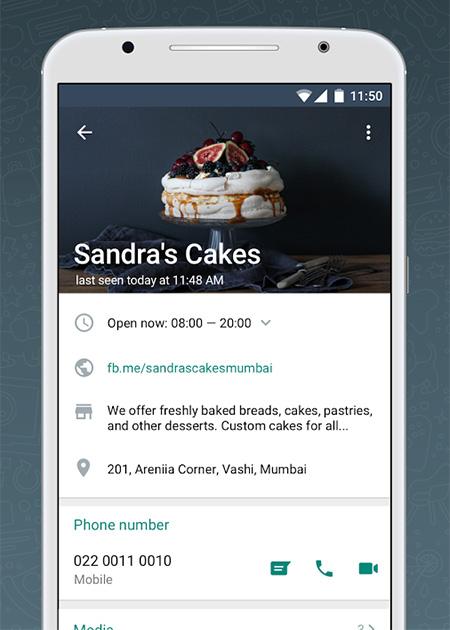تطبيق WhatsApp Business للشركات و أصحاب المشاريع متوفر الآن على جوجل بلاي!