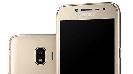 سامسونج تكشف عن هاتف Galaxy J2 Pro نسخة 2018 - المواصفات و السعر!
