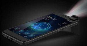 هاتف Moviphone - هاتف ذكي مدمج به جهاز عرض بروجكتور !