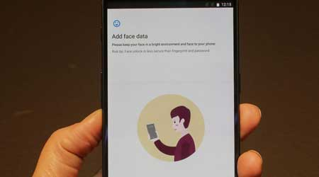 Photo of إضافة ميزة التعرف على الوجه في هاتف OnePlus 5