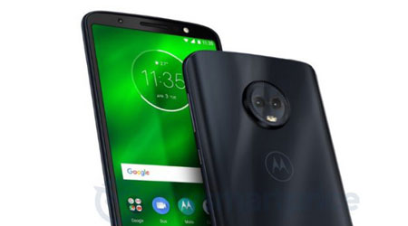 Photo of بنفس التصميم القديم – رصد هاتف موتورولا Moto G6 !