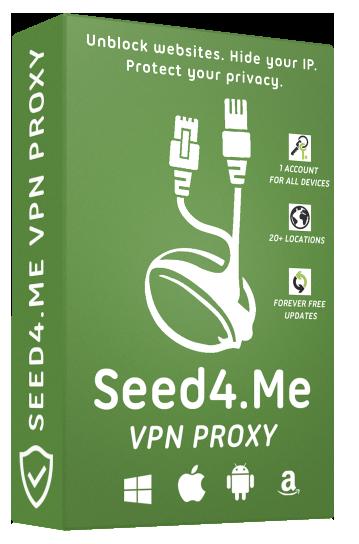 تطبيق Seed4.Me VPN لفك حظر المواقع وإخفاء iP وحماية نفسك- هدية مهمة !