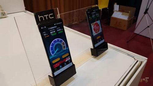 هل هذا هو هاتف HTC U12 ؟
