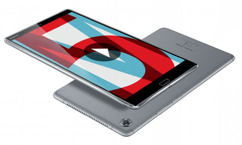هواوي تكشف عن رسميا عن الحاسب اللوحي MediaPad M5