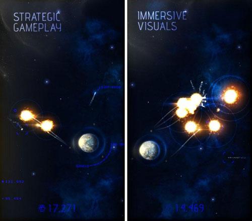 لعبة Eve of Impact للدفاع عن الأرض