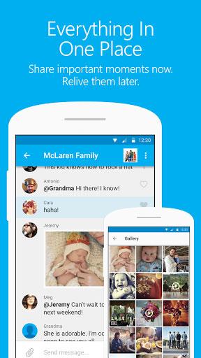 تطبيق GroupMe لمحبي الدردشة بمزايا كثيرة مميزة