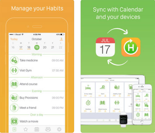 تطبيق Daily Habits لإدارة عاداتك اليومية