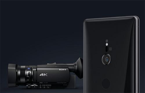 تستطيع كاميرا Sony Xperia XZ2 تصوير الفيديو بدقة 4K HDR لأول مرة في الهواتف الذكية