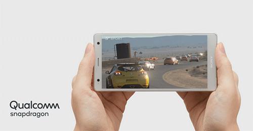 يعمل هاتف Sony Xperia XZ2 بمعالج Qualcomm Snapdragon 845