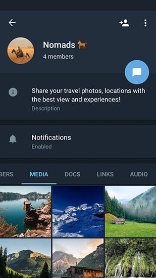إطلاق تطبيق Telegram X لنظام الأندرويد، متوفر الآن على جوجل بلاي!
