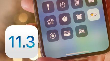 تحديث iOS 11.3 يتيح ميزة رائعة عن صحة البطارية للتعرف على حالة بطارية الآيفون!