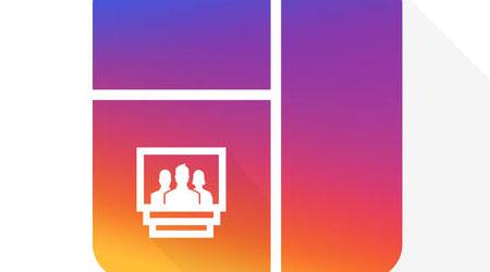 تطبيق Grid Post Maker لتزيين بروفايلك على انستغرام