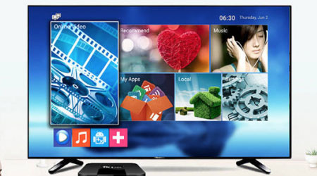 عرض على جهاز Tanix TX3 لتحويل تلفازك إلى تلفاز ذكي بنظام الأندرويد !