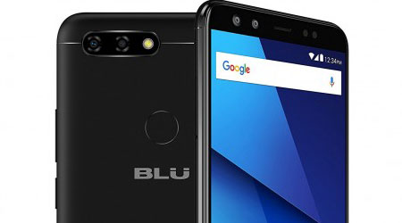 صورة الإعلان رسميا عن هاتف BLU Vivo X مع 4 كاميرات