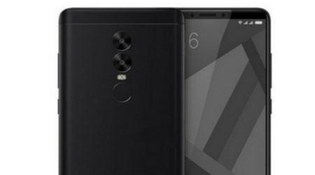 تسريب صور نسخة جديدة من هاتف Xiaomi Redmi Note 5 بشاشة كاملة !