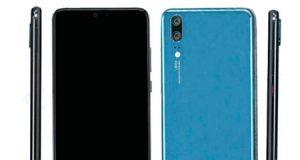 صور مسربة - هذا هو تصميم هاتف Huawei P20 القادم قريبا !