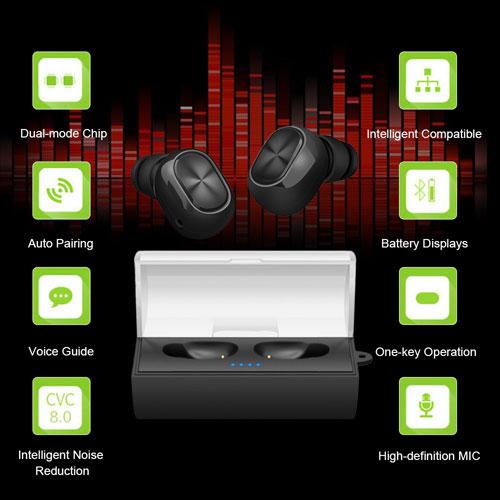احصل على السماعات اللاسلكية TWS 320 بعرض مذهل !