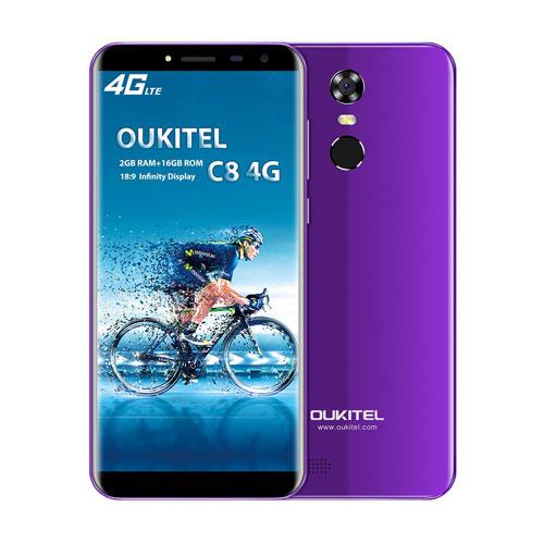 هاتف OUKITEL C8 يجمع ما بين التصميم والمزايا والسعر الرائع !