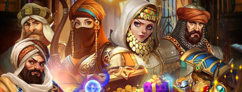 ملوك الصحراء – إستمرار الاسطورة من أفضل الألعاب الاستراتجية في المنطقة !
