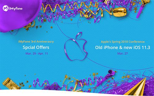 احصل على نسختك المجانية من برنامج تنظيف الأيفون قبل التحديث إلى iOS 11.3 !