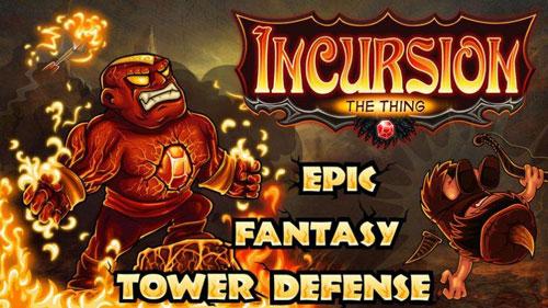 لعبة Incursion TD عش خيال السحر