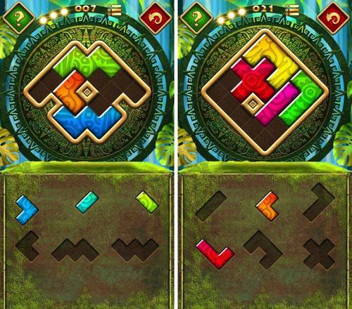 لعبة Montezuma Puzzle 4 Premium لمحبي الألغاز