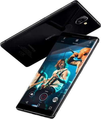 هاتف Nokia 8 Sirocco