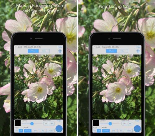 تطبيق ReliCam للتصوير اليدوي الاحترافي