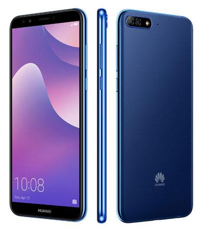 هاتف Huawei Y7 Prime نسخة 2018 - المواصفات التقنية والسعر !