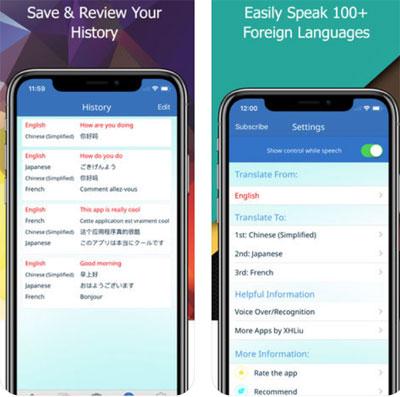 تطبيق Multi Translate Voice: Say It