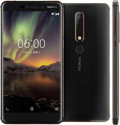 هاتف Nokia 6 نسخة 2018