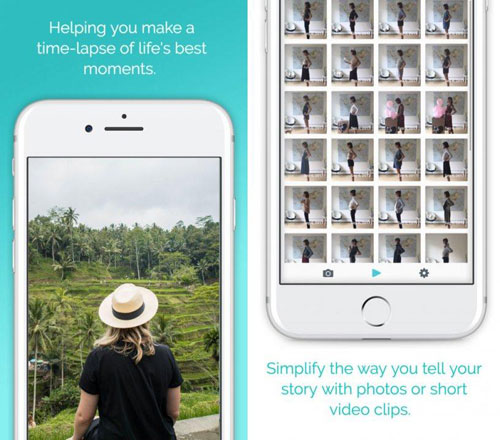 تطبيق Life Lapse Video Story Creator لإنشاء مذكراتك