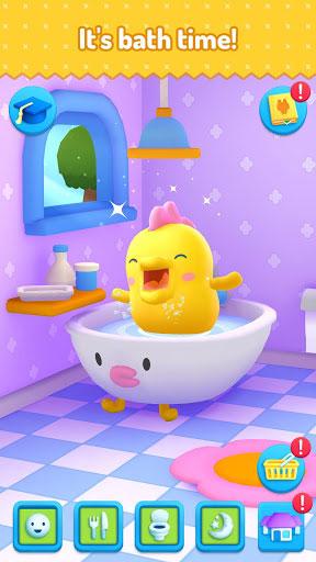 لعبة My Tamagotchi Forever لتطوير شخصيتك الخاصة
