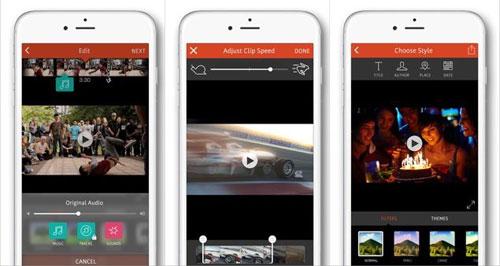 تطبيق Videoshop لتحرير مقاطع الفيديو