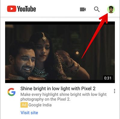 كيفية تفعيل الوضع الليلي في تطبيق يوتيوب على الآيفون و الأندرويد!