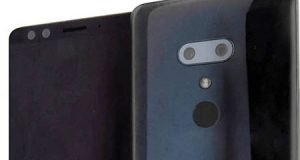صورة مسربة - هذا هو هاتف HTC U12+ القادم قريبا !