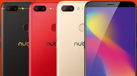 الإعلان رسميا عن هاتف ZTE nubia N3 - المواصفات والسعر !