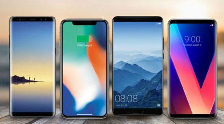 مبيعات الهواتف - سامسونج الأولى، آبل الثانية والشركات الصينية تتقدم بقوة !