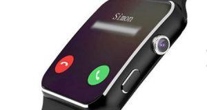 الساعة الذكية Bakeey X6 - إجراء مكالمات وكاميرا بعرض رائع