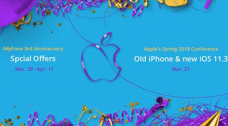 Photo of احصل على نسختك المجانية من برنامج تنظيف الأيفون قبل التحديث إلى iOS 11.3 !
