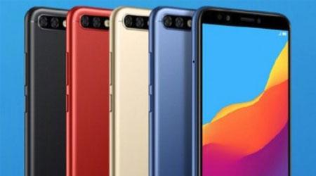 صورة هواوي تكشف رسمياً عن هاتف Honor 7C – المواصفات، و السعر!