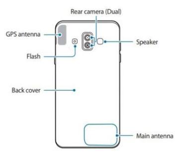 هاتف Galaxy J7 Duo قادم مع بطارية قابلة للإزالة