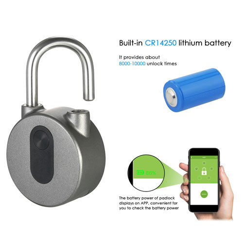 احصل على BT Smart Keyless Lock القفل الذكي بعرض محدود
