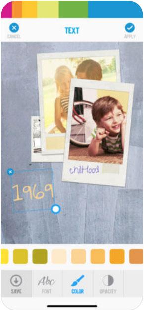 تطبيق Polaroid Fx لتحرير الصور باحترافية
