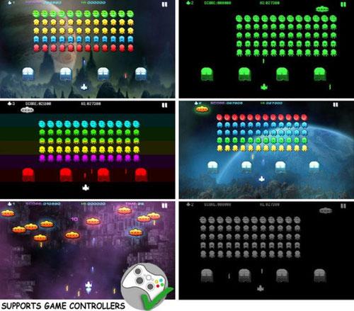 لعبة Space Inversion 2 الكلاسيكية تعود من جديد