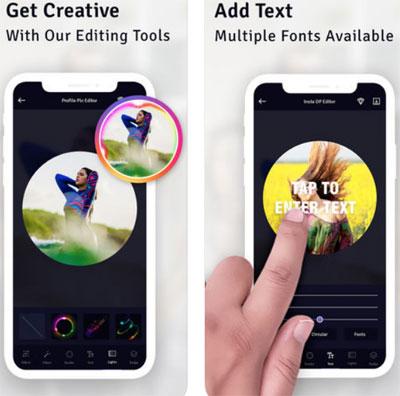 تطبيق stylish لتصميم صورة البروفايل المميزة الخاصة بك !